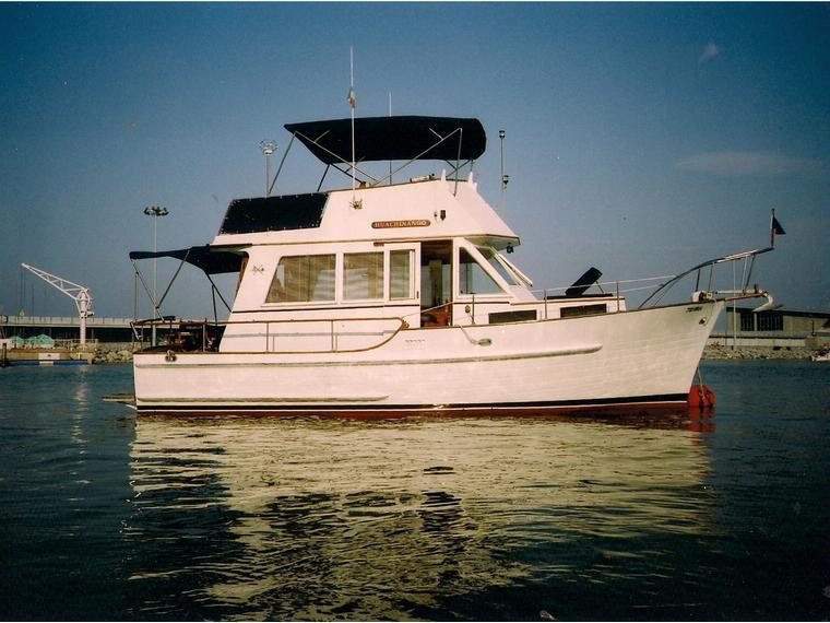 Kong Hallvorsen Trawler Island Gypsy 30 Photo 1 From 5