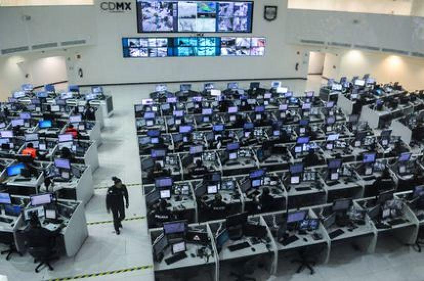 El Centro de Comando, Control, Cómputo, Comunicaciones y Contacto Ciudadano de la Ciudad de México (C5)