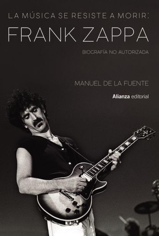 Cover of 'Music resists to die', by Manuel de la Fuente Soler.