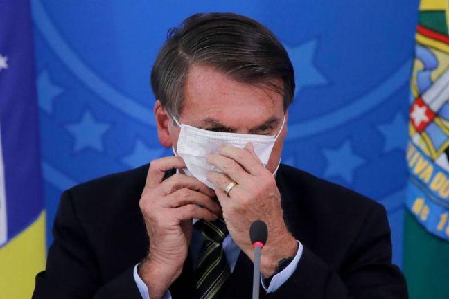 Jair Bolsonaro utiliza su contagio de coronavirus para promover su  estrategia contra la pandemia | Sociedad | EL PAÍS América