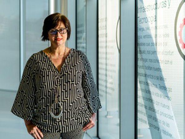 Paloma Llaneza, abogada e integrante del grupo de expertos que asesora al Gobierno para crear una carta de derechos digitales.