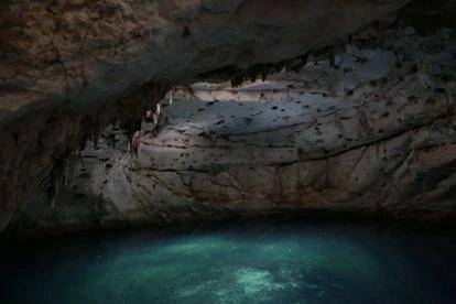 Cenote Hool Cozom, municipio de Homún
