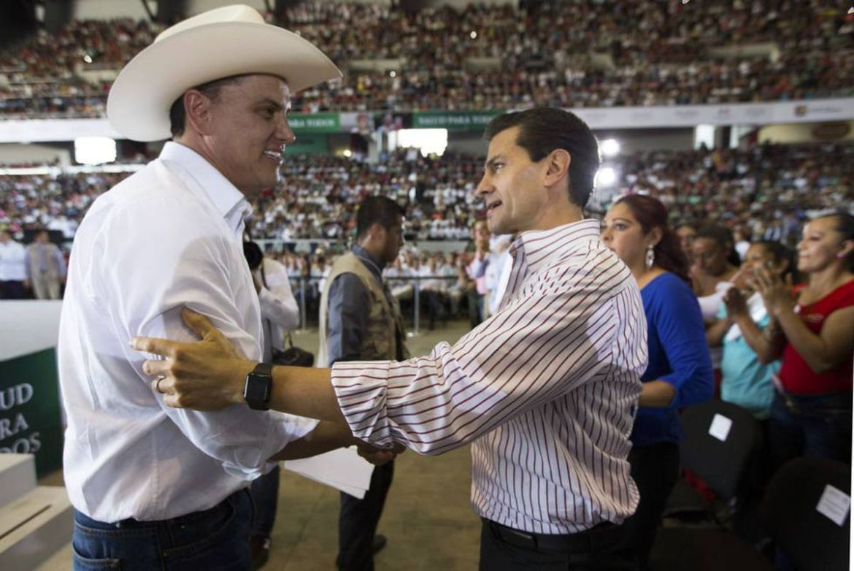 Nayarit: La caída de Roberto Sandoval, el último cacique del PRI en sentarse en el banquillo de los acusados | EL PAÍS México