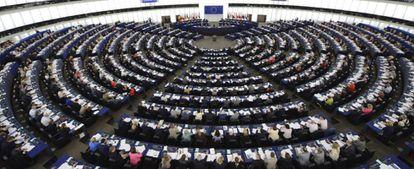 El Parlamento Europeo.