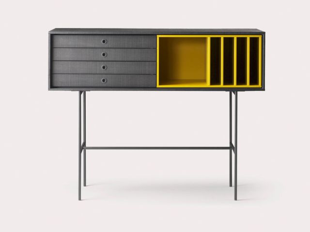 El origen de los muebles de Treku se remonta a un pequeño taller de carpintería en Zarautz.