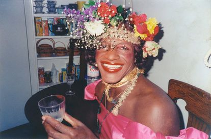 Marsha P. Johnson, la mujer transgénero que inspiró la celebración del  Orgullo LGTBI   Sociedad   EL PAÍS