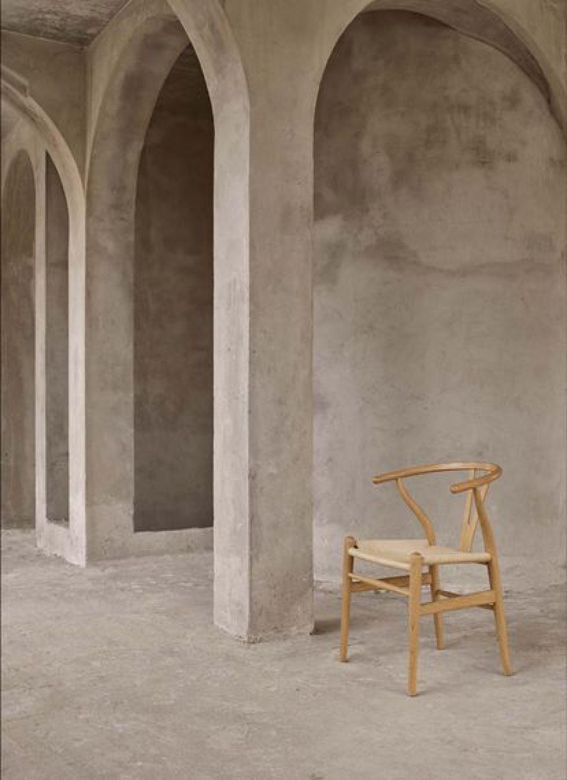 Wishbone Chair by Hans J. Wegner relaunched by Carl Hansen.