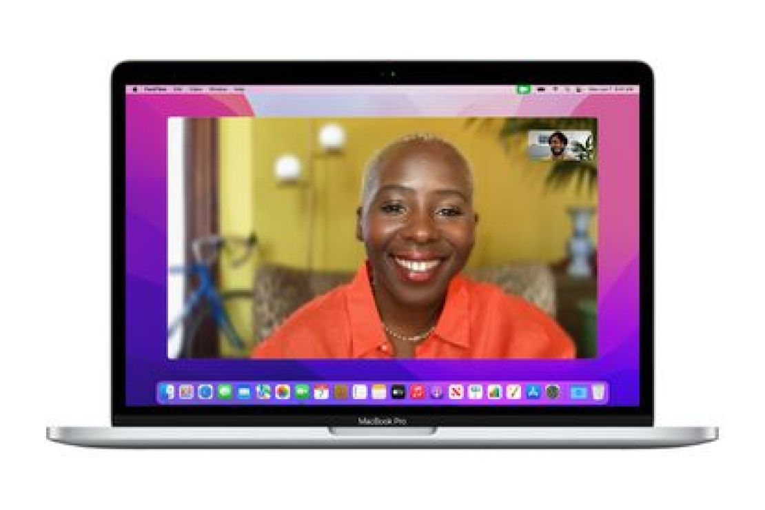Facetime on a Mac