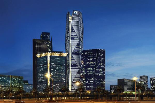 Los 7 mayores rascacielos rabes