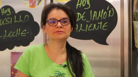 Maira Marín, fundadora de 'El Empanadazo'.