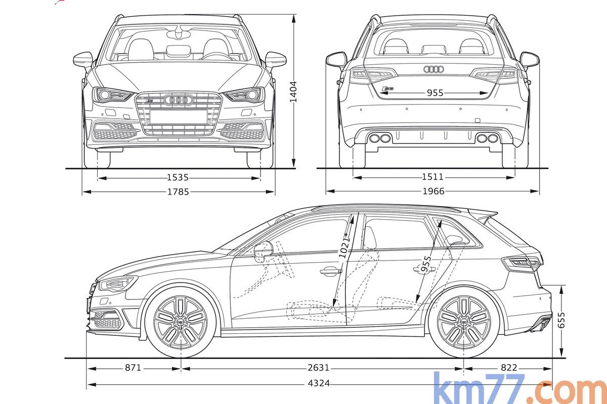 Audi S3 By B Amp B Resimleri