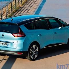 Foto Grand New Veloz 2017 Corolla Altis Review Fotos Exteriores Renault Scénic Km77