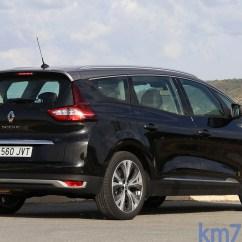 Foto Grand New Veloz 2017 Vs Mobilio Rs Cvt Fotos Exteriores Renault Scénic Km77