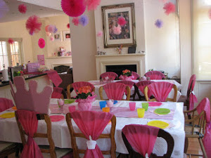 8 ideas para decorar una silla de una fiesta para