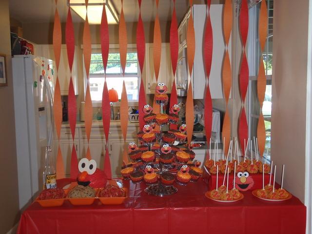 Fiesta Elmo  LaCelebracioncom