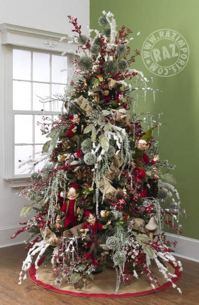 Temticas de rboles de navidad Vol 5  LaCelebracioncom