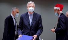 Michel Barnier, negociador comunitario del Brexit