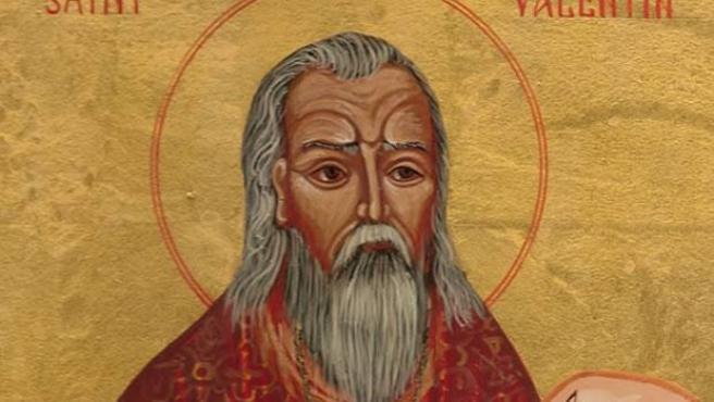 Resultado de imagen de sacerdote valentinus