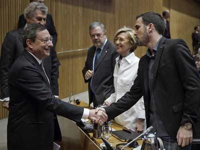 Draghi y Garzon