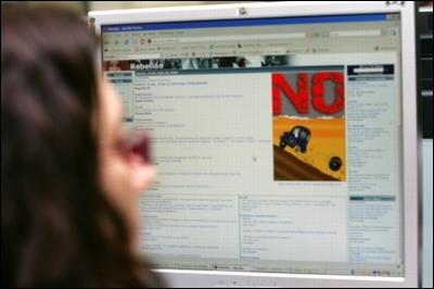 Cada mes, los usuarios ven unos 50 millones de páginas de 'Rebelión'.