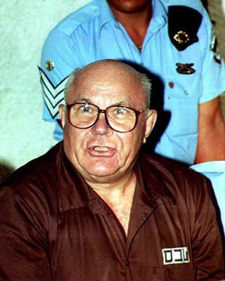 Imagen de archivo de Demjanjuk durante su juicio en Israel./AFP