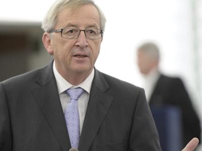 Jean-Claude Juncker, presidente del Eurogrupo.