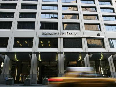 Oficinas centrales del grupo Standard & Poor's en Nueva York. bloomberg