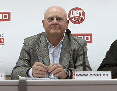 El presidente de Attac-España, Carlos Martínez, es uno de los impulsores de la red. El presidente de Attac-España, Carlos Martínez, es uno de los impulsores de la red.
