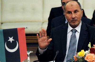 Mustafá Abdelyalil, jefe del Consejo Nacional Transitorio. - EFE