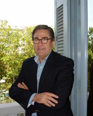 Juan Torres López, el pasado martes en Madrid.