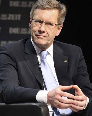 Wulff, presidente alemán. EFE
