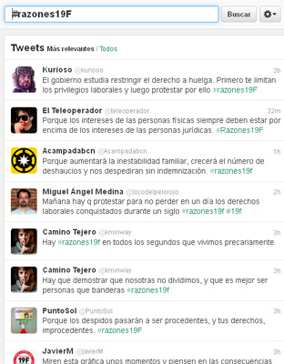 Captura de Twitter.-