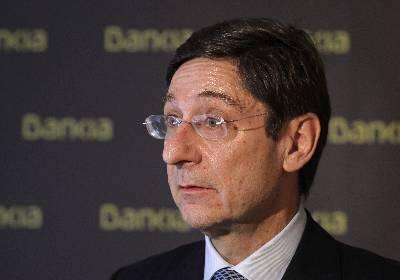 José Ignacio Goirigolzarri, presidente de Bankia. EFE/Archivo