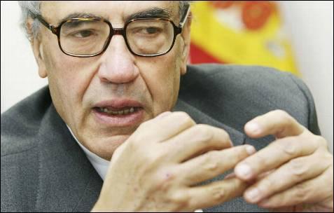 España y el servicio público a los ciudadanos fueron sus grandes pasiones.
