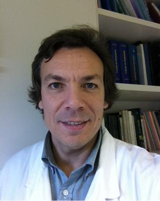 El psiquiatra del Hospital de la Vall d'Hebrón Francisco Collazos.