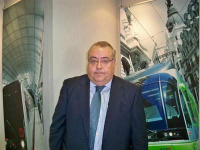 El senador socialista Tonxu Rodríguez.