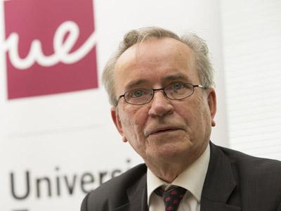 Reijo Laukkanen, exconsejero de la Junta Nacional de Educación de Finlandia.