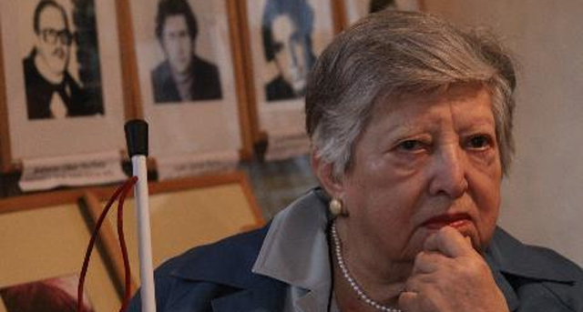 María Isabel Chorobik de Mariani, Chicha, fue fundadora de Abuelas de Plaza de Mayo.