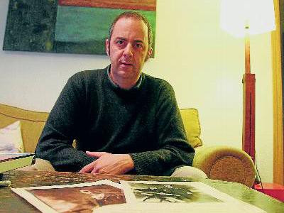 Emilio Silva, en una foto de archivo.