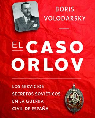 Portada de 'El caso Orlov', de la editorial Crítica.