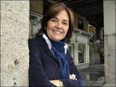 La diputada conservadora Beatriz Escudero. EFE