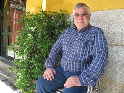 El periodista, investigador y crítico flamenco, Alfredo Grimaldos. PÚBLICO