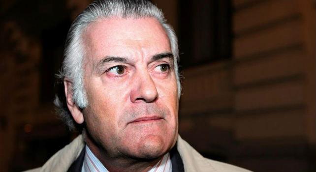 El extesorero del Partido Popular, Luis Bárcenas.- EFE