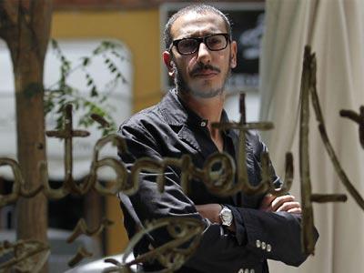 Basel Ramsis, cineasta, profesor y escritor egipcio.