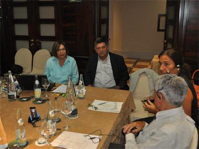 Reunión, este lunes, de los querellantes argentinos con la ONU.