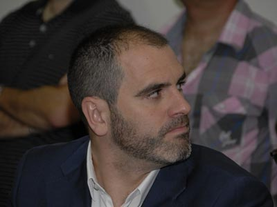 Josu Bergara.