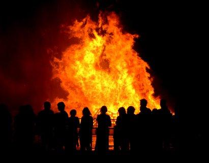 Hablaremos de las tradiciones mágicas de la noche de San Juan