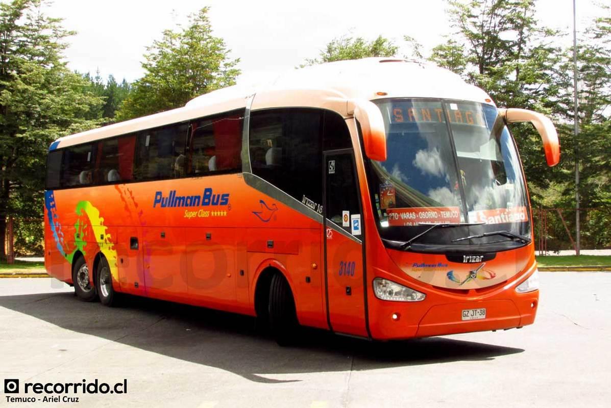 Pullman Bus  Bus tickets in recorridocl