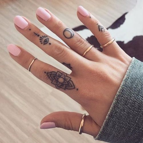100 Deslumbrantes Tatuajes Para Mujeres Con Significado