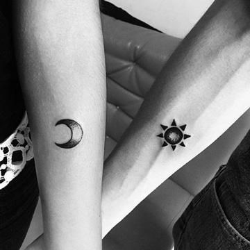 Tatuajes Para Parejas Los Mejores Diseños Para Novios Esposos Y